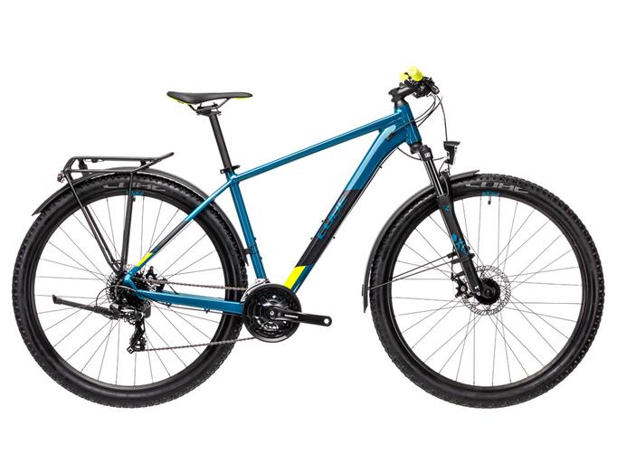Велосипед Cube Aim Allroad 27.5 (2021)