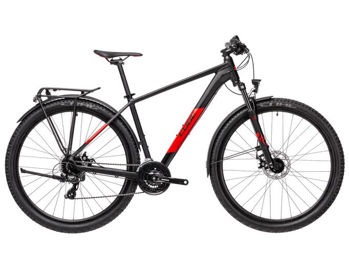 Велосипед Cube Aim Allroad 29 (2021)