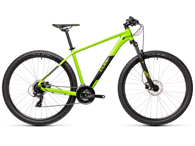 Велосипед Cube Aim Pro 29 (2021)