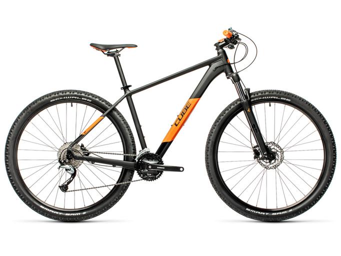 Велосипед Cube Aim SL 27.5 (2021)