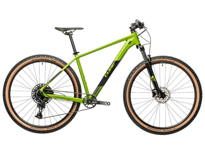 Велосипед Cube Analog 27.5 (2021)