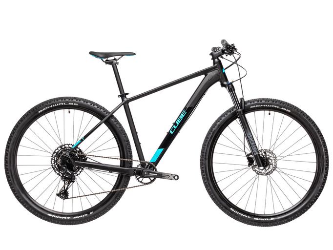 Велосипед Cube Analog 29 (2021)