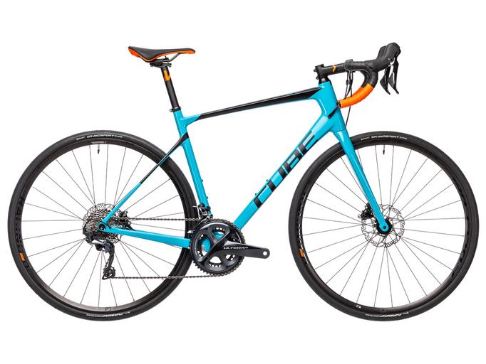Велосипед Cube Attain GTC SL (2021)