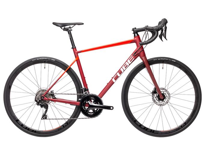 Велосипед Cube Attain SL (2021)
