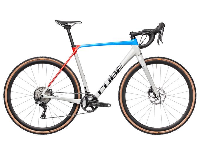 Велосипед Cube Cross Race C:62 SL (2021)
