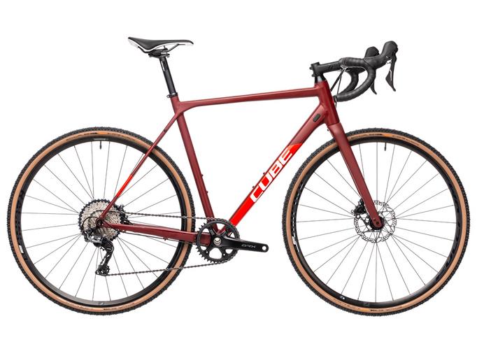 Велосипед Cube Cross Race SL (2021)
