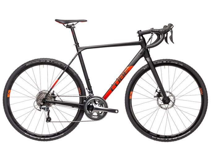 Велосипед Cube Cross Race (2021)
