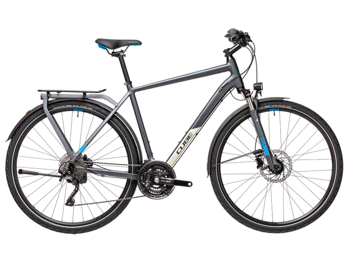 Велосипед Cube Kathmandu EXC (2021)