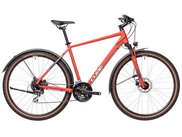 Велосипед Cube Nature Allroad (2021)