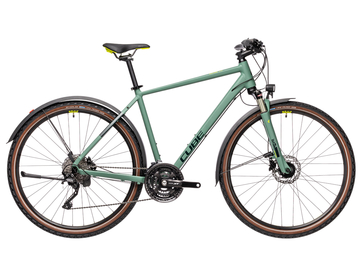 Велосипед Cube Nature EXC Allroad (2021)
