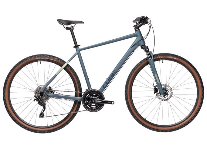 Велосипед Cube Nature Pro (2021)