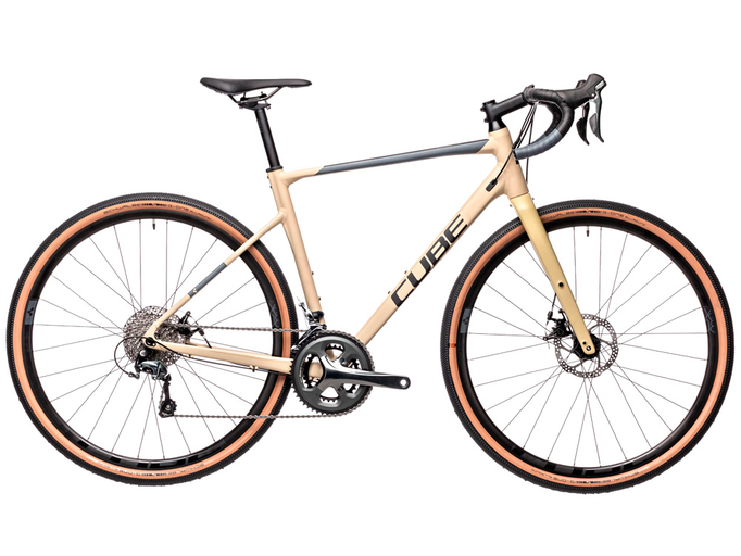 Велосипед Cube Nuroad Pro (2021)