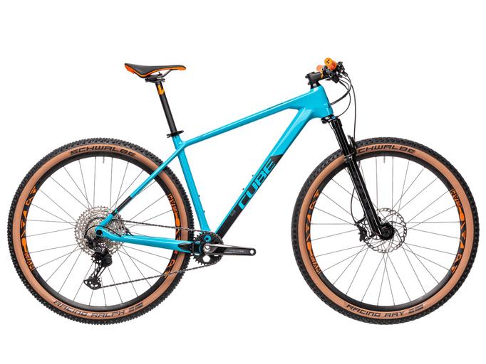 Велосипед Cube Reaction C:62 Race (2021)