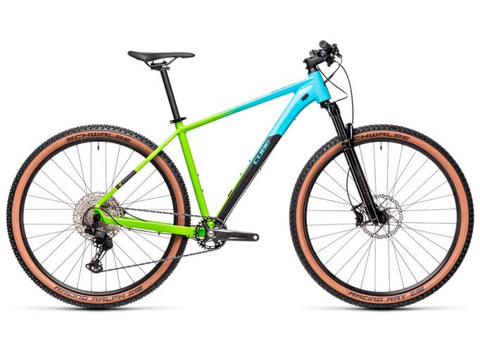 Велосипед Cube Reaction Pro 29 (2021)