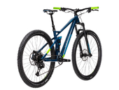 Велосипед Cube Stereo 120 Pro (2021) - Фото 2