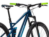 Велосипед Cube Stereo 120 Pro (2021) - Фото 3