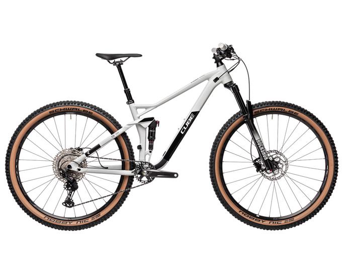 Велосипед Cube Stereo 120 Race (2021)