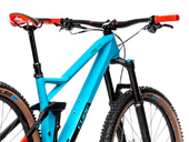 Велосипед Cube Stereo 140 HPC Race (2021) - Фото 3