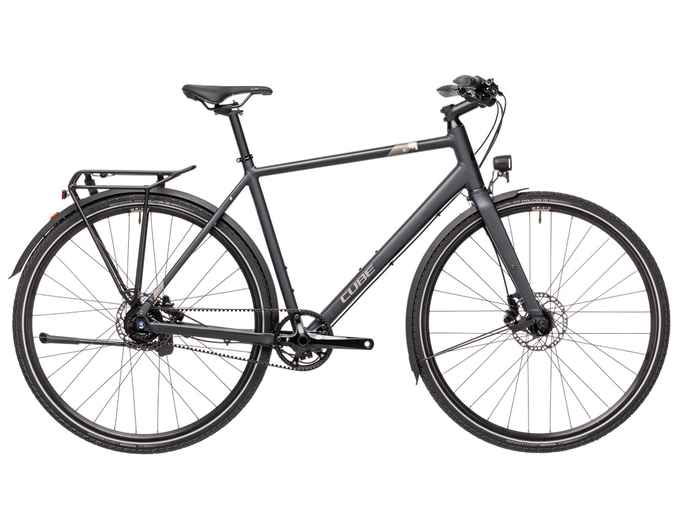 Велосипед Cube Travel SL (2021)