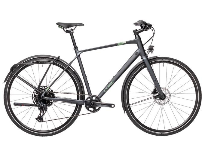 Велосипед Cube Travel Sport (2021)