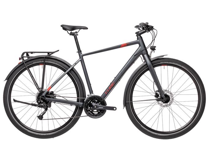 Велосипед Cube Travel (2021)