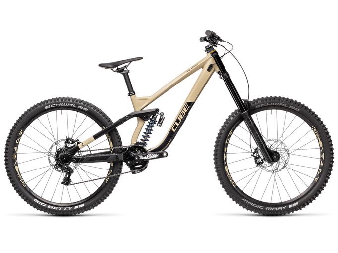 Велосипед Cube Two15 Pro (2021)