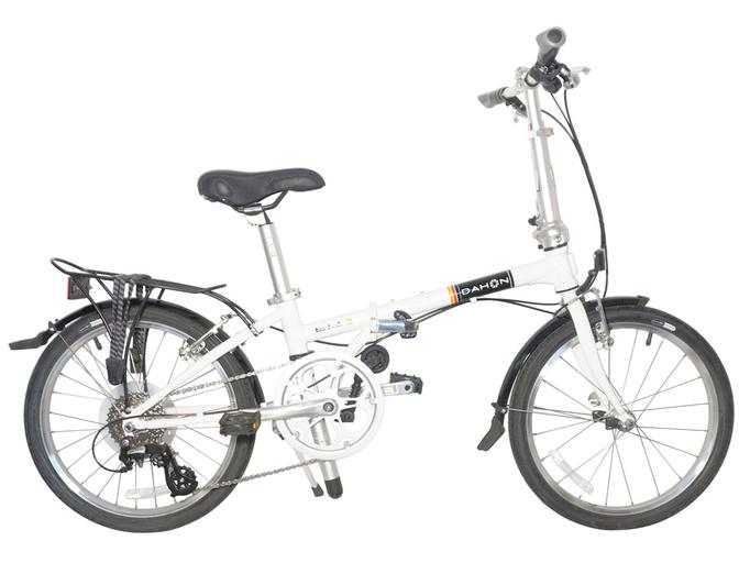 Складной велосипед Dahon Boardwalk D8