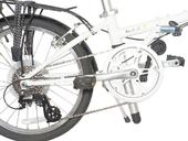 Складной велосипед Dahon Boardwalk D8 - Фото 1