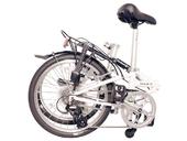 Складной велосипед Dahon Boardwalk D8 - Фото 2