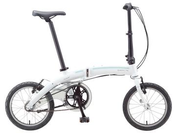 Складной велосипед Dahon Curve Cloud i3
