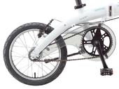 Складной велосипед Dahon Curve Cloud i3 - Фото 1
