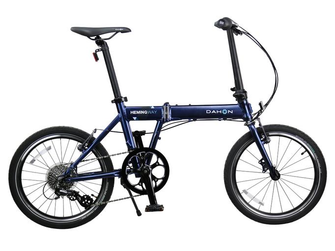 Складной велосипед Dahon Hemingway D8