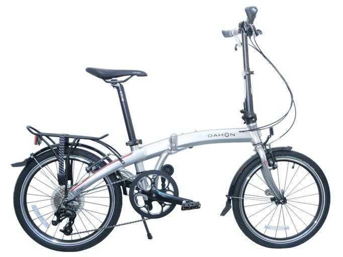 Складной велосипед Dahon Mu D9
