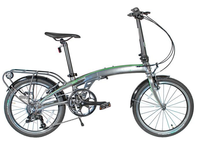 Складной велосипед Dahon Qix D9