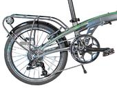 Складной велосипед Dahon Qix D9 - Фото 1