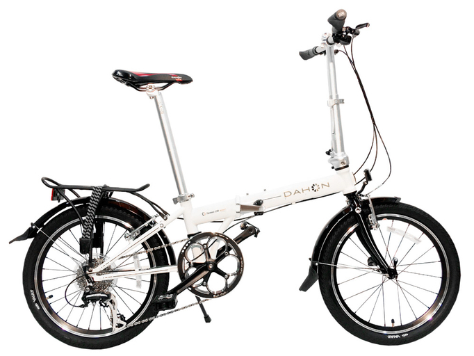 Складной велосипед Dahon Speed D8