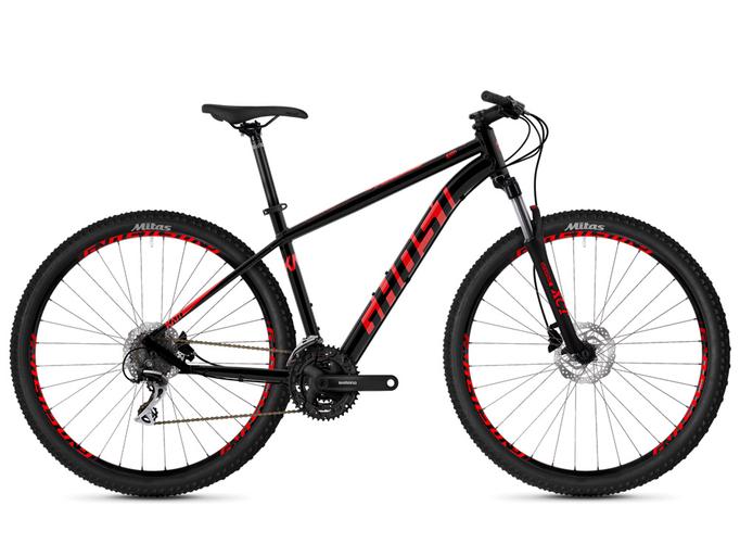 Велосипед Ghost Kato 2.9 AL U (2020)