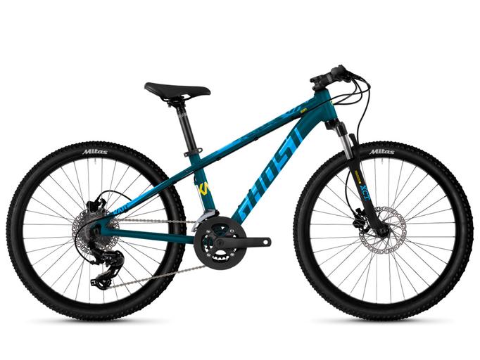 Детский велосипед Ghost Kato Essential 24 (2021)