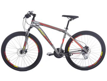 Велосипед InoBike Traveller Gray
