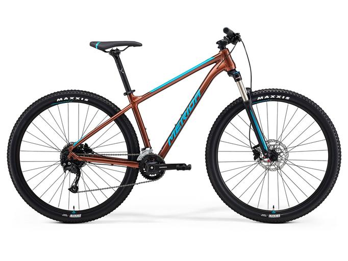 Велосипед Merida Big.Nine 100-2x (2021)