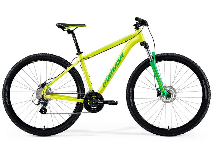 Велосипед Merida Big.Nine 15 (2021)