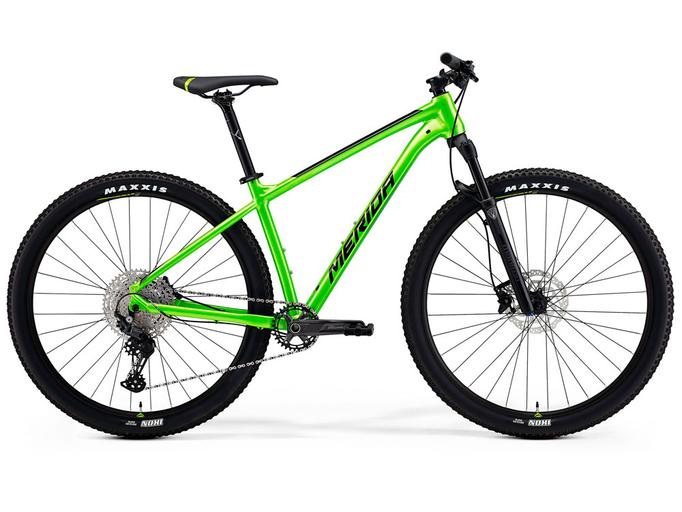 Велосипед Merida Big.Nine 400 (2021)