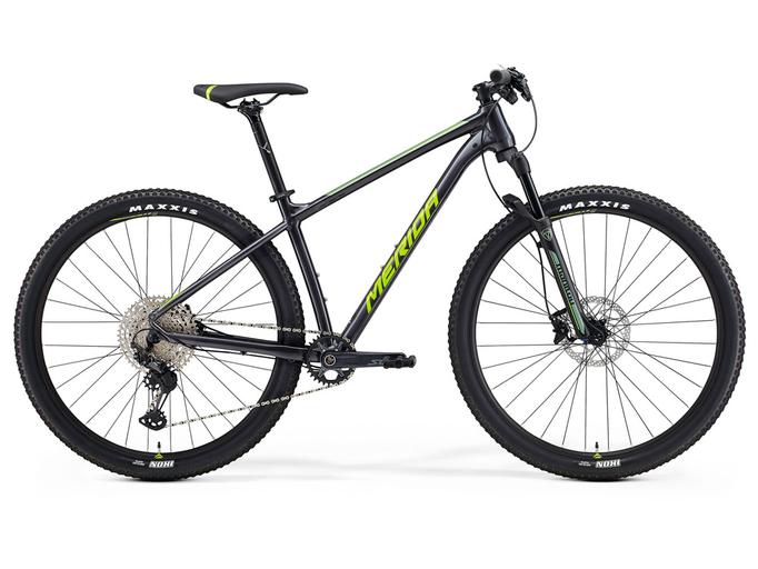 Велосипед Merida Big.Nine SLX Edition (2021)