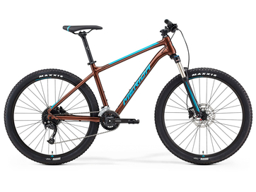 Велосипед Merida Big.Seven 100-2x (2021) - Фото 0