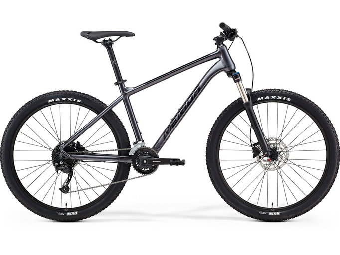 Велосипед Merida Big.Seven 100-3x (2021)