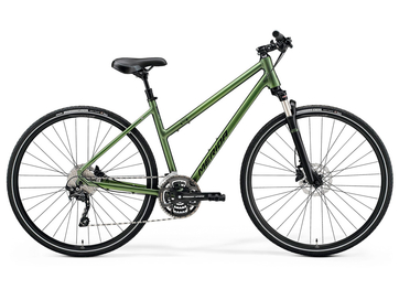 Велосипед Merida Crossway 300 Lady (2021) - Фото 0