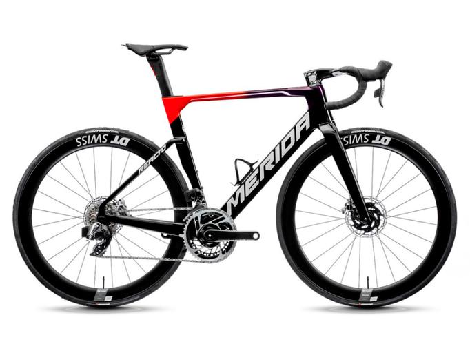 Велосипед Merida Reacto 9000-E (2021)