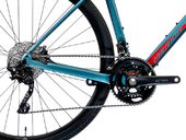Велосипед Merida Silex 4000 (2021) - Фото 7