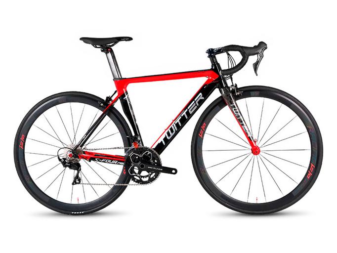Велосипед Twitter C4 PRO V1