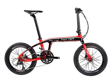 Велосипед Twitter F 2.0 CARBON